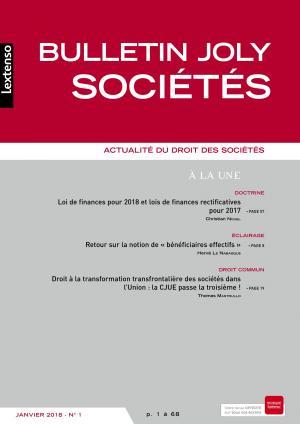 Loi De Finances Pour 2018 Et Lois De Finances Rectificatives Pour