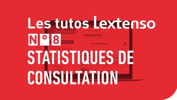 Statistiques de consultation